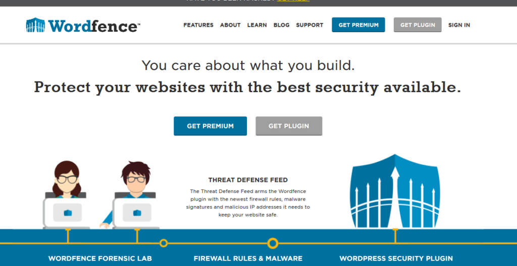 WordPress Security Plugin Wordfence