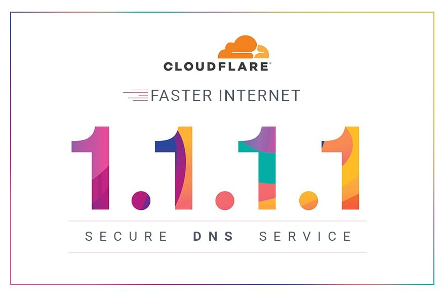Faster Internet with Privacy-Focused 1.1.1.1 DNS Service