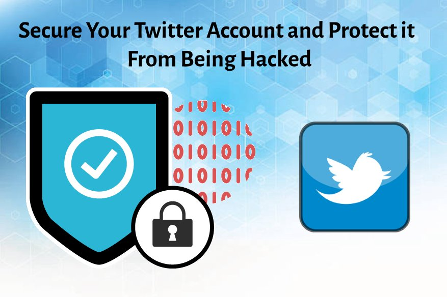 Protect Your Twitter Account