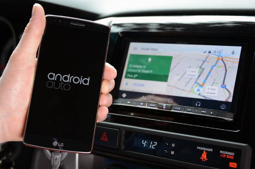 Android Auto in 630-words