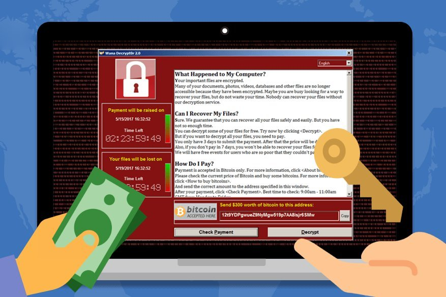 WannaCry Out, SamSam Ransomware In