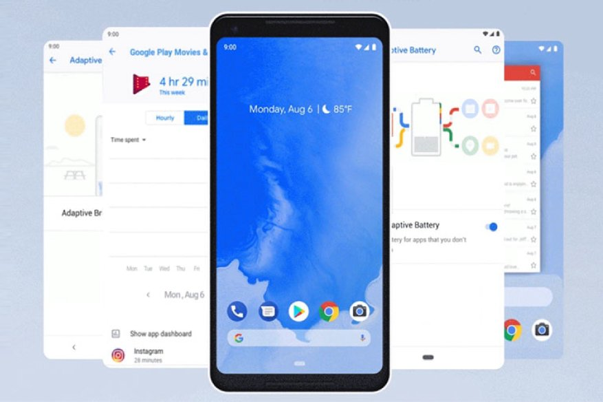 Android Pie ROM for Tecno Pouvoir 2