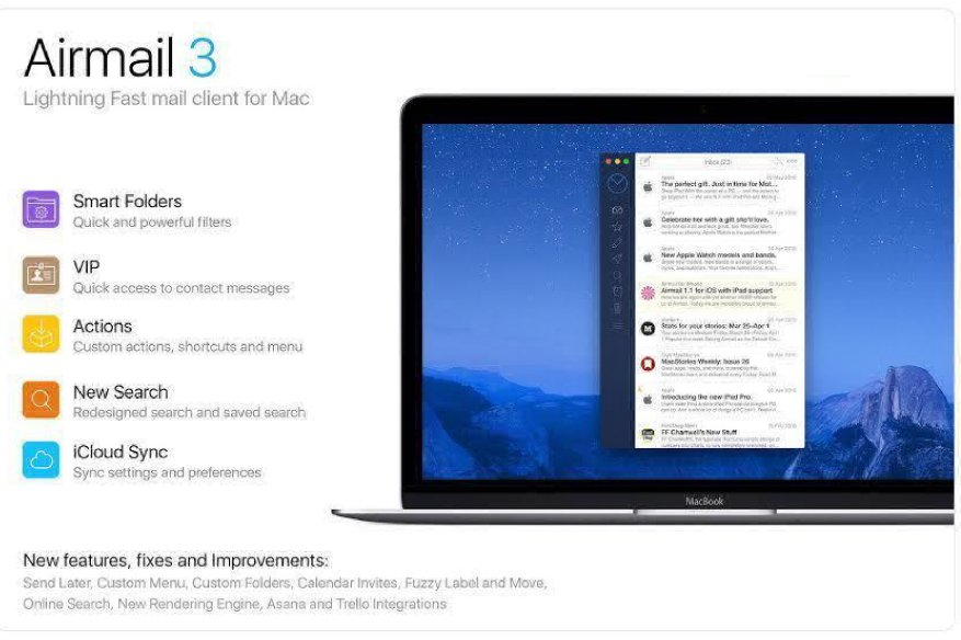 MacOS AirMail 3 App, Vulnerable to Email Leaks