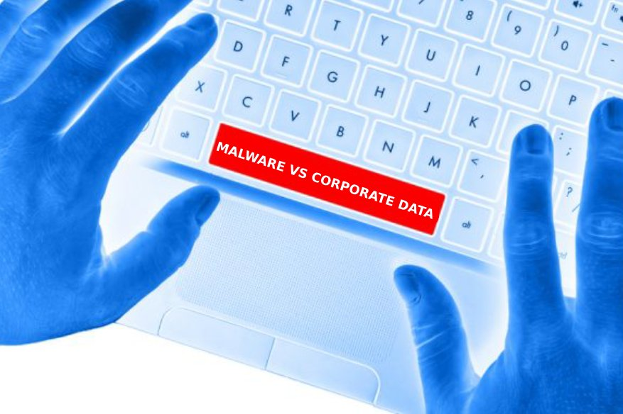 Malware vs Corporate Data
