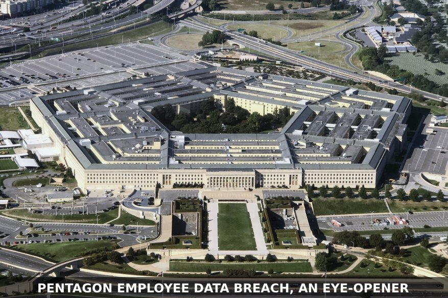 Pentagon Employee Data Breach, An Eye-Opener