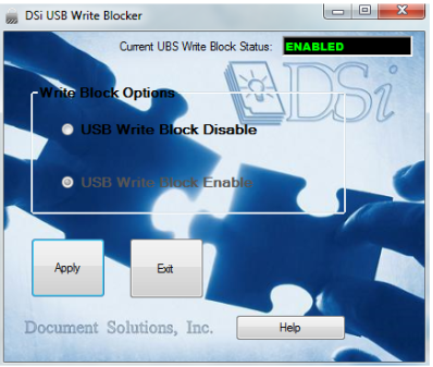 DSi USB Write Blocker