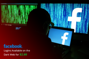 Hacked Facebook Account for Sale on Dark Web
