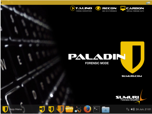 Paladin Forensic Suite