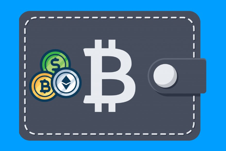 why use a cryptocurrency wallet