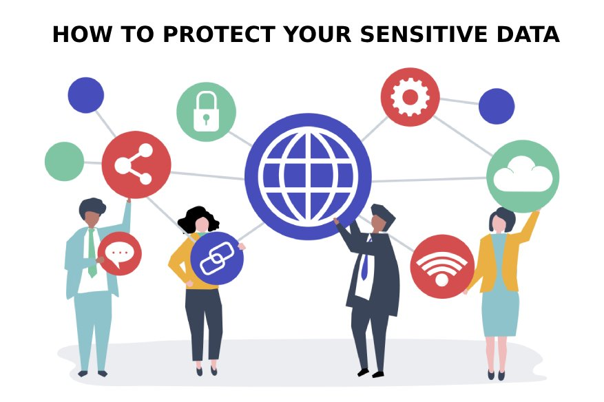 How to protect your sensitive data