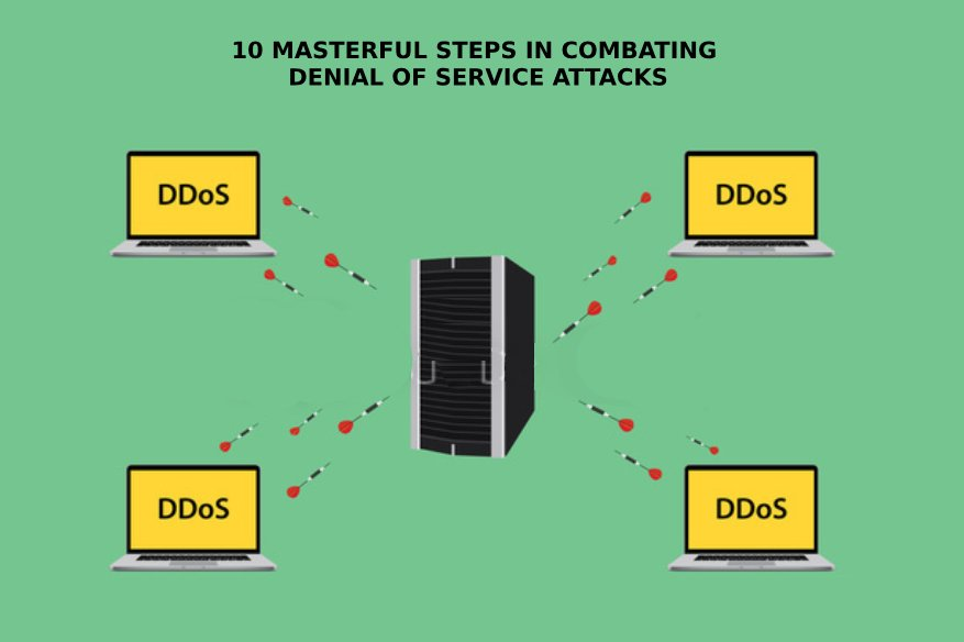10 Masterful Steps In Combating Denial Of Service Attacks