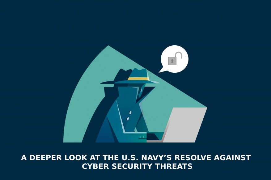 A Deeper Look At The U.S. Navy's Resolve Against Cyber Security Threats
