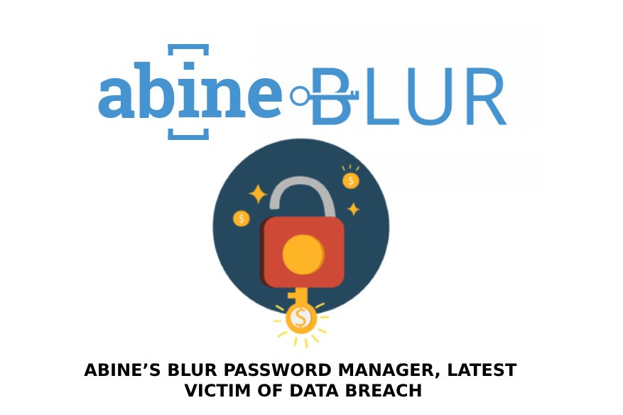 Abine's Blur Password Manager