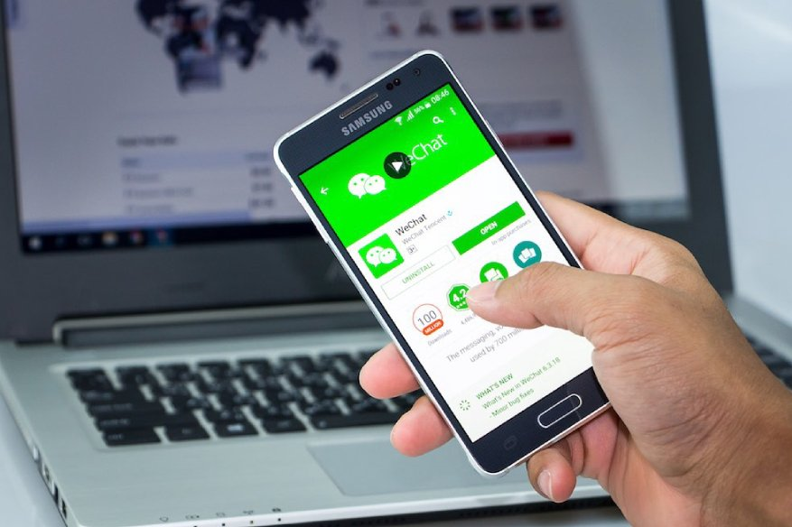 The Messaging App WeChat Exceeds 1 Billion User Account