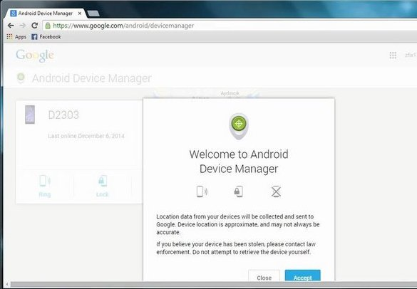 Activate the Device Manager