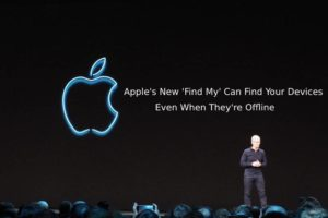 Apple's New 'Find My' Can Find Your Devices Even When They're Offline
