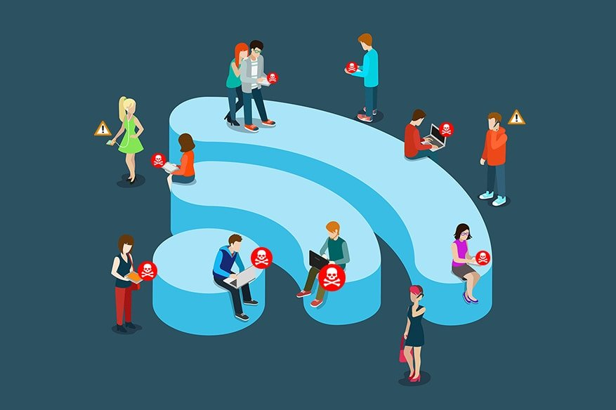 Boon or Bane: The Growth Of Public Open Wi-Fi