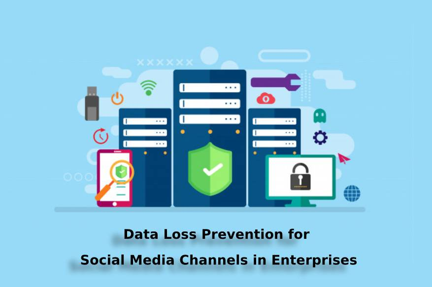 Data Loss Prevention for Social Media Channels in Enterprises