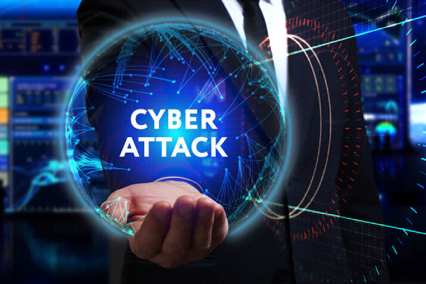 First Cyber Attack Took Place