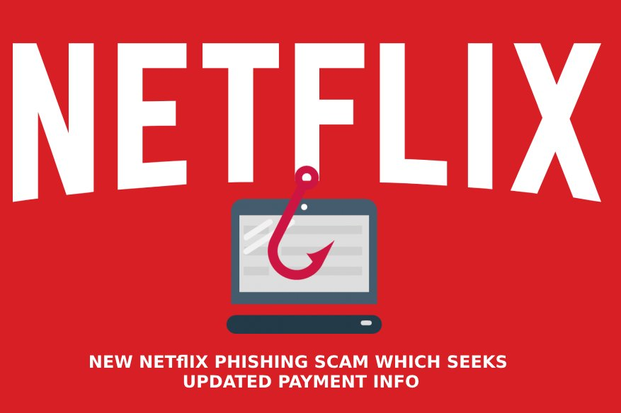 How Not To Fall For Netflix and AMEX Phishing Campaigns