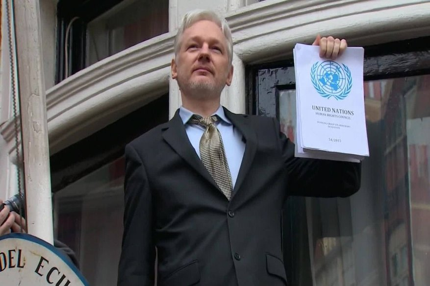 Julian Assange's Hacking Charges, and Where It Go Wrong