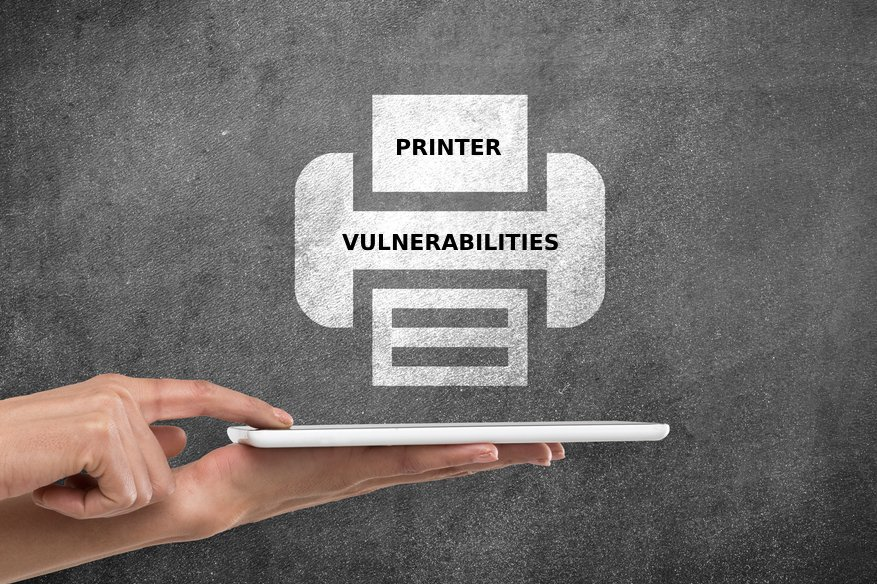 Printer Vulnerabilities Report Reveals Cybersecurity Risk