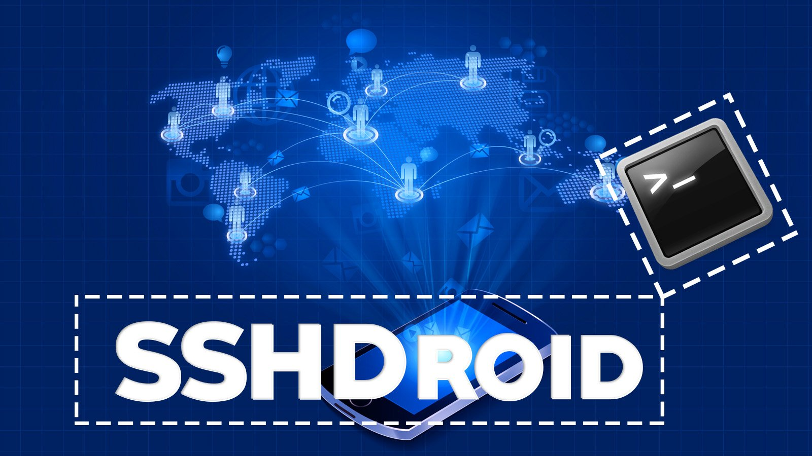 SSHDroid-Android-App