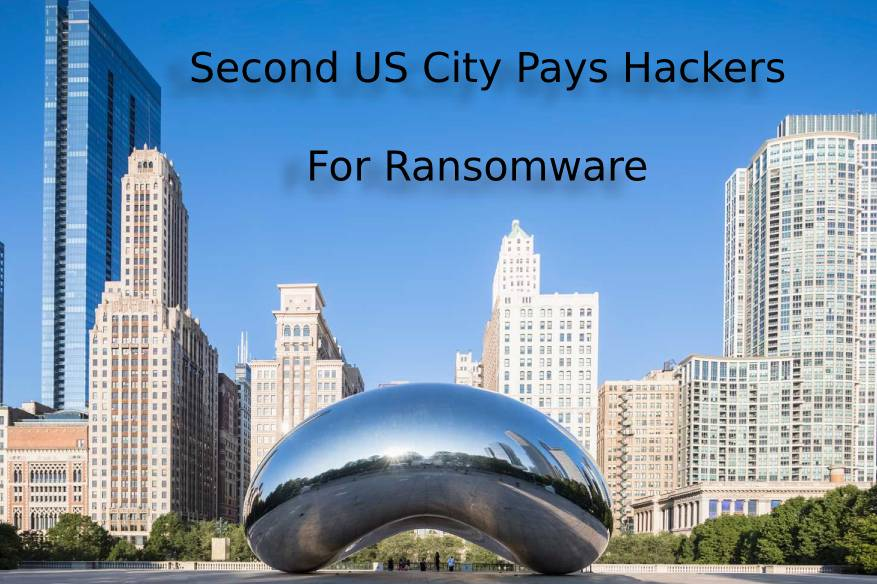 Second US City Pays Hackers For Ransomware