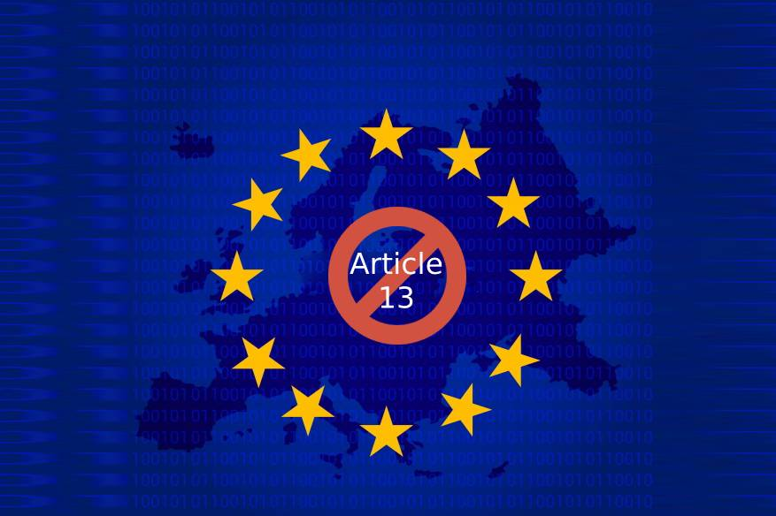 Article 13: The New EU Copyright Directive