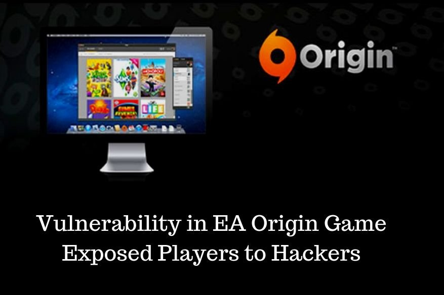 Vulnerability in EA Origin Game Exposed Players to Hackers