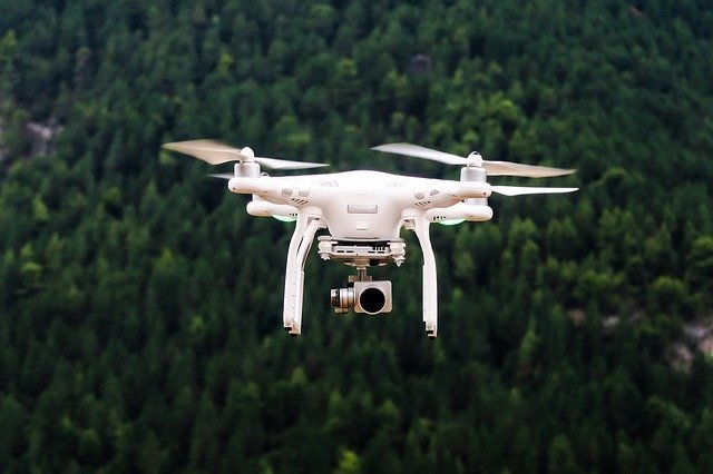 How to use drones at events?