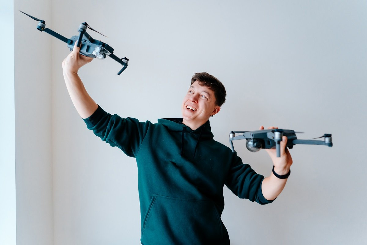 technology drone